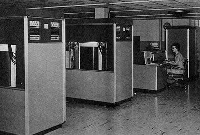 História do computador RAMAC