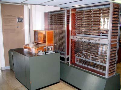 História do computador Z1