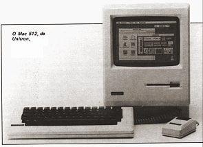 História do computador Zezinho