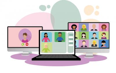 Google Meet com plano de fundo animado e muito mais