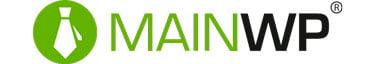MainWP logo vertical