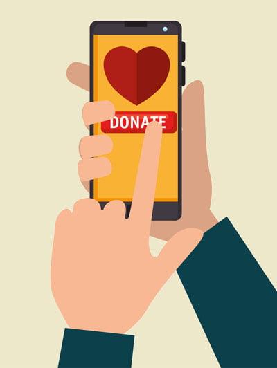 Como ajudar com filantropia