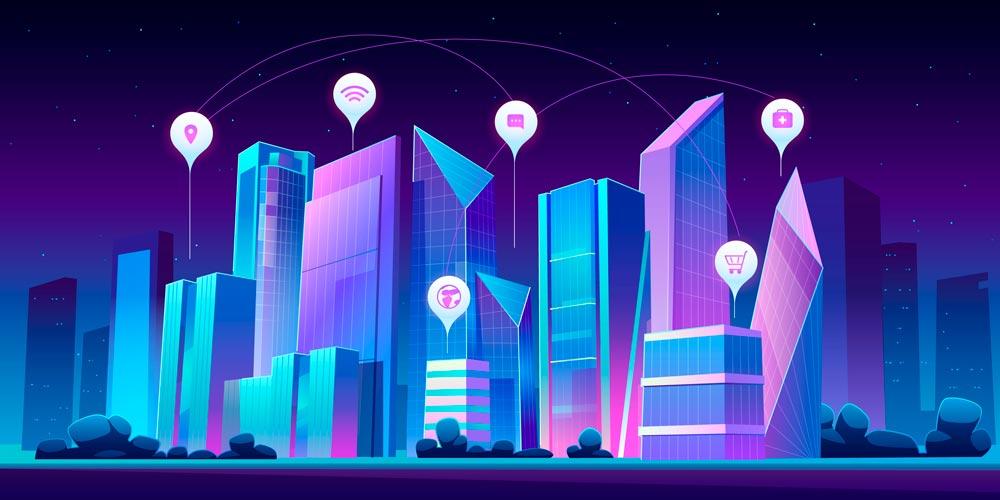 Internet das coisas e as cidades inteligentes