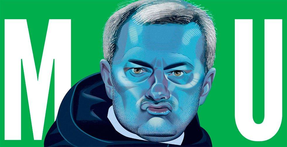Site One Page José Mourinho