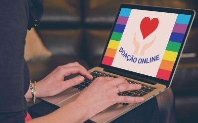 Plataforma de doação online para ONGs