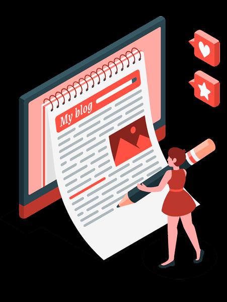 Conteúdo para blog grátis