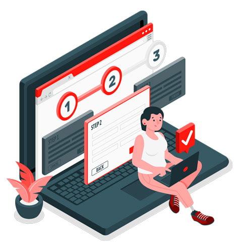 criar conteúdo para site