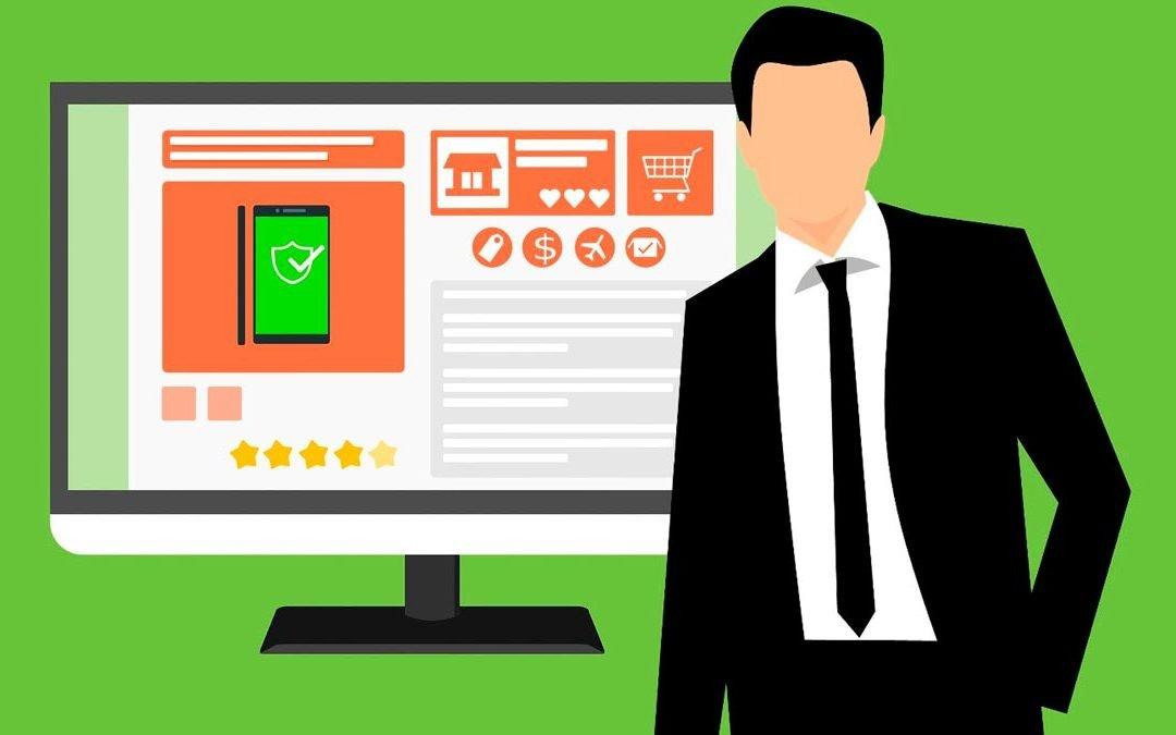 Criar site empresarial