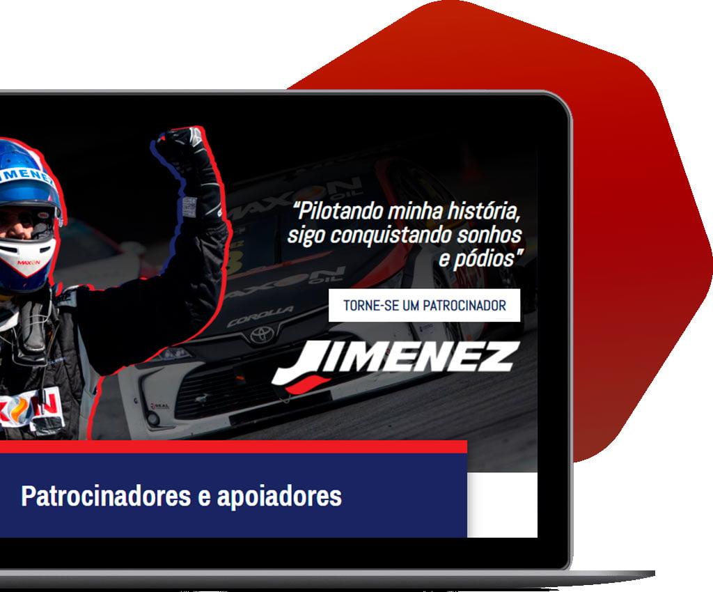 Sergio Jimenez Patrocínios